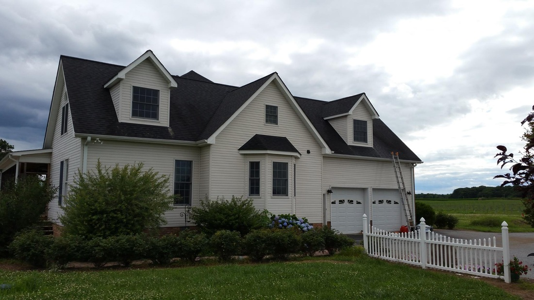 siding cleaning in Annapolis MD BK Handyman Service
